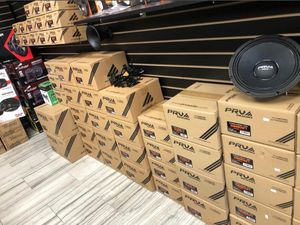 PRV AUDIO INSTOCK for Sale in Orlando, FL