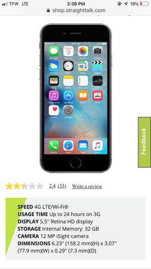 iphone 6 plus for Sale in Wichita, KS