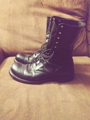 Corcoran Millitary Boots 9 1/2 for Sale in Hudson, FL