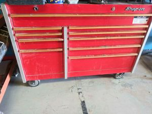 Snap on tool box for Sale in Bakersfield, CA