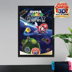 Mario 3d All Stars Posters for Sale in Staten Island,  NY