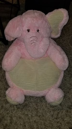 Kids pink elephant chair for Sale in Lebanon, TN