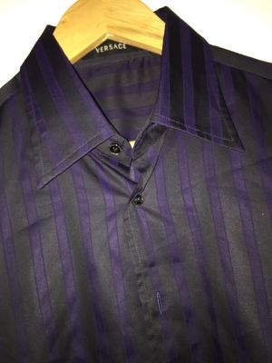 Versace shirt, men's size M for Sale in Dallas, TX