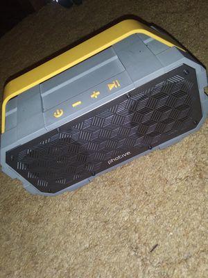 Bluetooth Waterproof Speaker for Sale in Middlegrove, IL