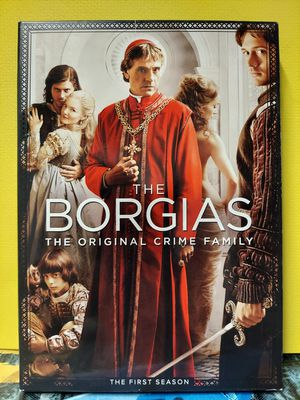 Borgia s First season dvd.... like new for Sale in Alta Loma, CA