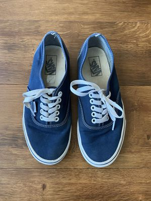 Vans authentic shoes for Sale in Louisville, CO