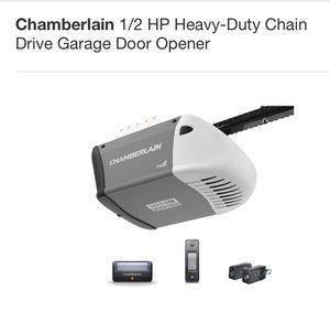Garage door opener for Sale in Converse, TX