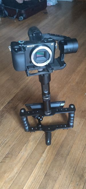 Sony A6100 Film Rig (Gimbal/Monitor) for Sale in Brooklyn, NY