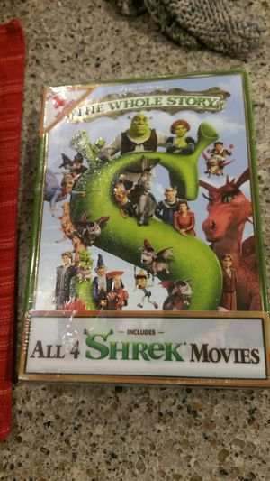 The Whole Story - All 4 Shrek Movies for Sale in St. George, UT
