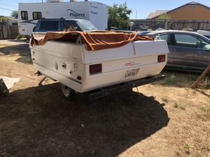 1997 pop up camper Coleman Fleetwood for Sale in Elverta, CA