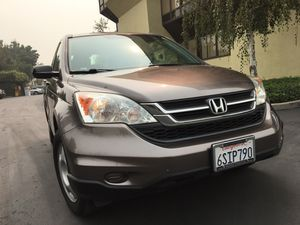 2011 Honda CRV, One Owner for Sale in San Jose, CA