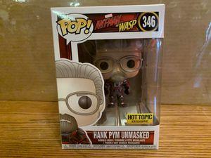 Hank pym unmasked for Sale in Glendale, AZ