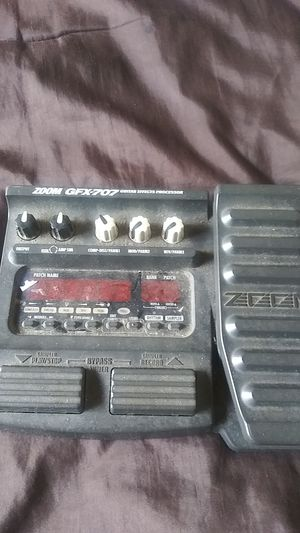 Zoom Pedal for Sale in Newport Beach, CA