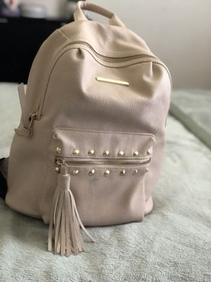 Steve Madden cute bright pink backpack for Sale in Tampa, FL