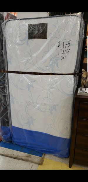 Colchones twin desde $88 Mattresses twin starting from 88 for Sale in Manassas, VA