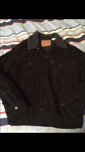 Men's Levi corduroy jacket Size Large for Sale in Philadelphia, PA