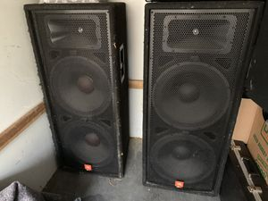 Jbl speakers !!!! Everything must go. Serious inquires only!!! for Sale in Germantown, MD