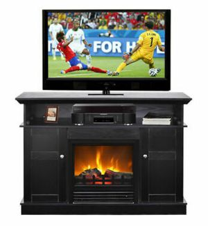 50' inch electric fireplace tv stand for Sale in Orlando, FL