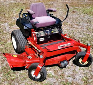 Toro Z Master 252 Commercial Zero turn Riding lawn mower Tractor for Sale in Astatula, FL