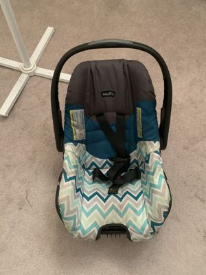 Evenflo baby car seat for Sale in Vancouver, WA