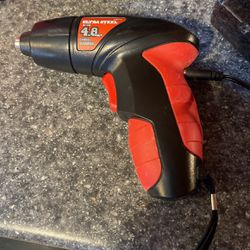 Cordless Screwdriver With Charger for Sale in Murfreesboro,  TN