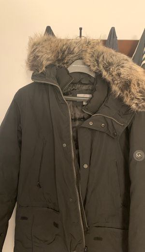 Men's Michael Kors winter jacket (small) for Sale in New York, NY