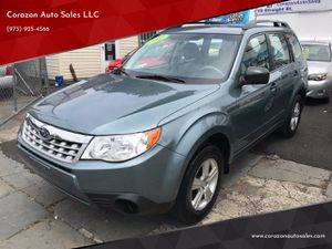 2011 Subaru Forester for Sale in Paterson, NJ