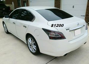Fully maintained$1,2OO I'm Selling my 2O13 Nissan Maxima! for Sale in Washington, DC