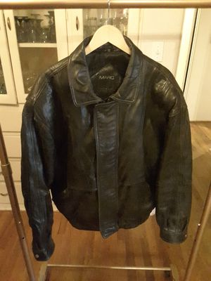 Ultra Cool Andrew Marc (Nordstrom) Leather Jacket for Sale in Sanger, CA