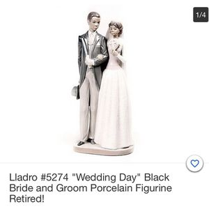 "Lladro #5274 ""Wedding day"" - Retired for Sale in Philadelphia, PA"