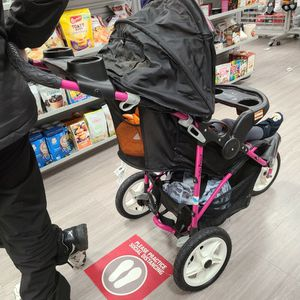 Hello Kitty Jogging Stroller for Sale in Alexandria, VA