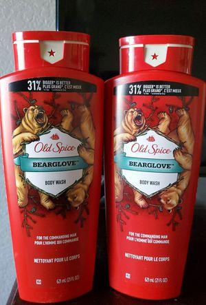 Old spice body wash 21oz bottle for Sale in Adelanto, CA
