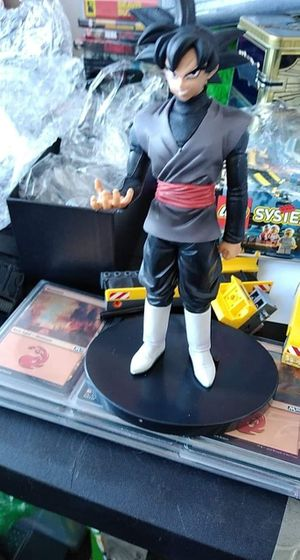 Dbz Goku black statue for Sale in West Hartford, CT