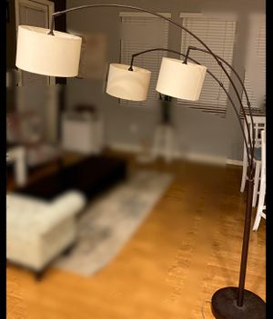 Floor Lamp - 3 arm for Sale in Irvine, CA