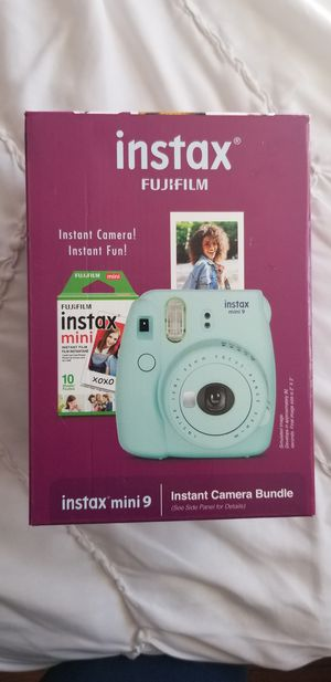 New in box Instax mini 9 for Sale in Temecula, CA