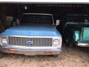 1970's Chevy Cheyenne (Special Camper) for Sale in Muskegon, MI
