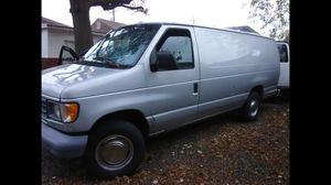 Ford E250 van extended 6-cylinder for Sale in Kensington, MD