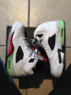 Air Jordan 5 Retro Poison Green for Sale in Miami, FL