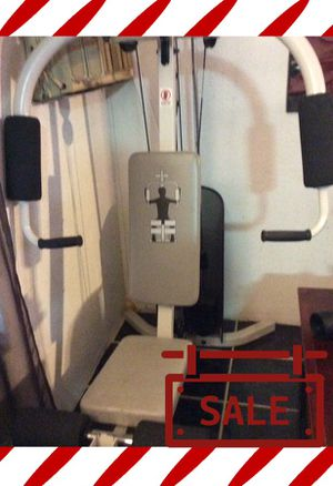 Home Gym whit 150 lbs of Resistance for Sale in Laredo, TX