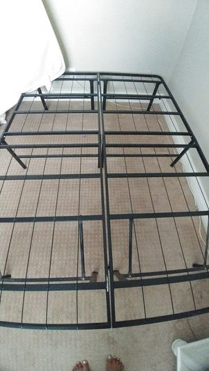 Queen or 2 twin bed frames for Sale in Pleasanton, CA