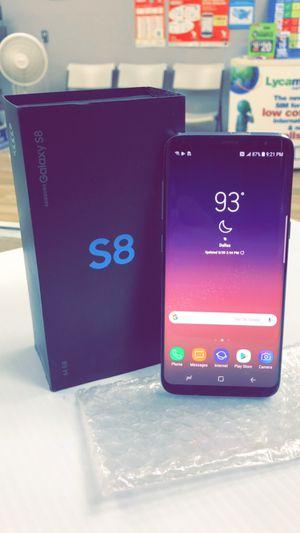 Galaxy S8 64GB Unlocked! (Verizon, T-Mobile, AT&T, Cricket, Metro!) for Sale in Arlington, TX