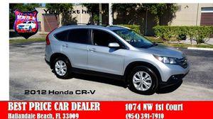 2012 Honda CR-V for Sale in Hallandale Beach, FL