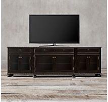 Restoration Hardware TV Stand / Media Console for Sale in Vernon Hills, IL