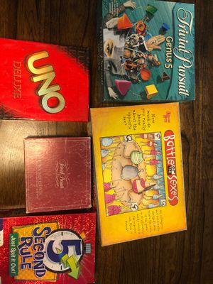 Board games for Sale in Tempe, AZ