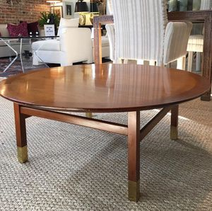 Solid wood table for Sale in Durham, NC