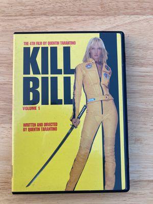 KILL BILL vol. 1 & 2 DVD set for Sale in Los Angeles, CA