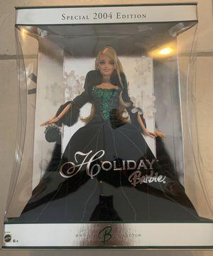 2004 Holiday Barbie for Sale in Port Charlotte, FL