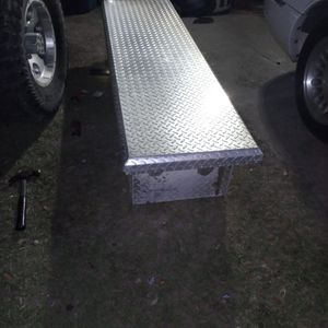 Duralast Tool Box For Chevy Silverado for Sale in Houston, TX