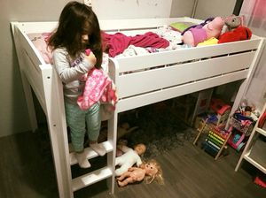 Loft bed for Sale in Brooklyn, NY
