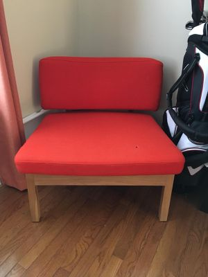 CB2 Accent chair for Sale in Germantown, MD
